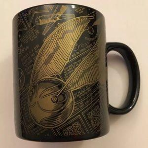Harry Potter Golden Snitch Ceramic Mug